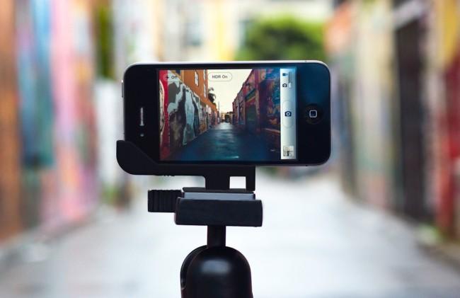 cámara de smartphone apps