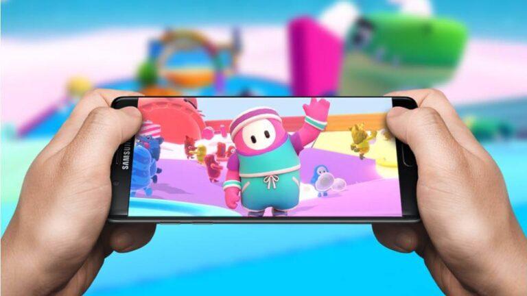 Fall Guys iOS y Android en desarrollo según sitio web