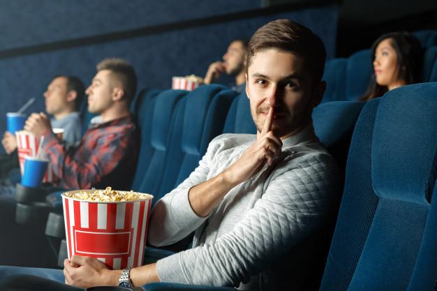 Silencio en la sala cines regresan a CDMX