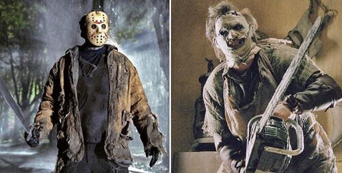Jason & Leatherface
