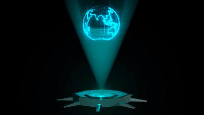la innovación tecnológica, los hologramas