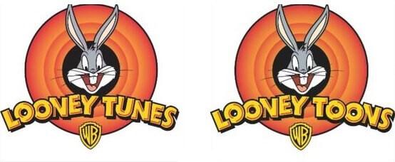 Diseño gráfico Looney Tunes