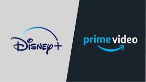 Disney+ & Amazon