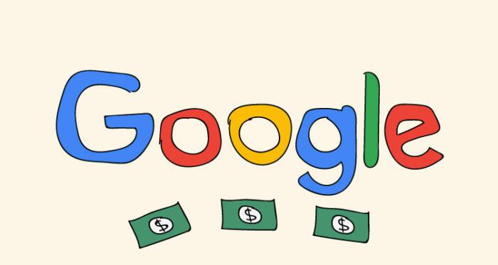 google una máquina de hacer dinero